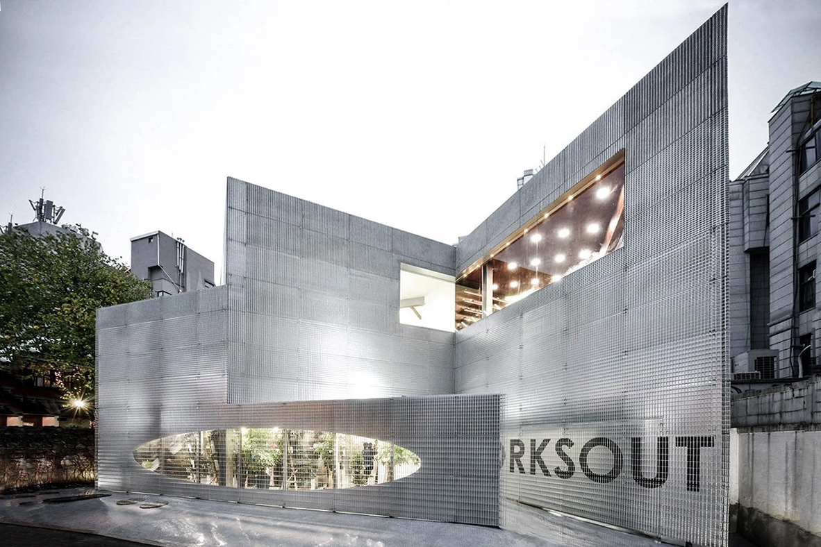 WORKSOUT STORE Is Seoul's New Pilgrimage Site for High-End Streetwear