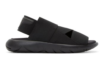 Y-3's Qasa Silhouette Gets Stripped Down for the Spring/Summer