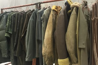 YEEZY Season 3 Exclusive Showroom Photos