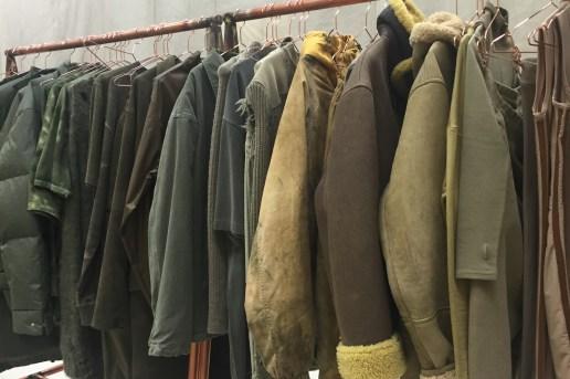YEEZY Season 3 Exclusive Showroom Photos