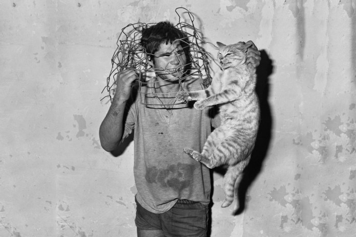 """Roger Ballen: """"You May Be a Photographer, But Are You an Artist?"""""""