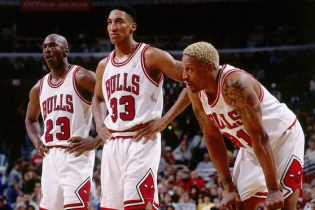 NBA Releases an Epic Mixtape for the 1995-96 Chicago Bulls