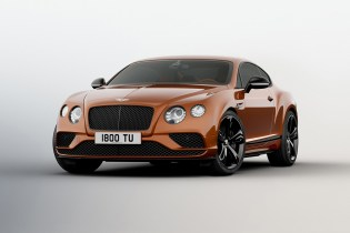 The 2016 Bentley Continental GT Speed Arrives With 642 Horsepower