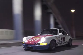 LA's Car Enthusiasts Bid Farewell to Iconic Bridge Before Its Demolition in Short Film