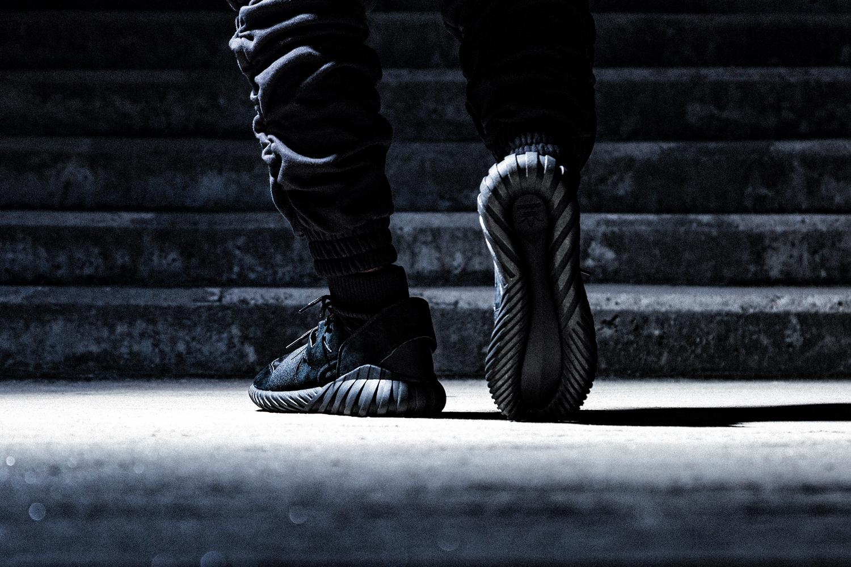 "adidas Originals Tubular Doom ""Blackout"""