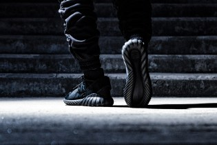 "adidas Originals Tubular Doom ""Blackout"""