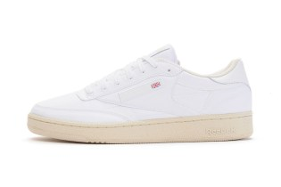 The Reebok Classic Court C Gets an Understated Revamp Courtesy of Hall of Fame