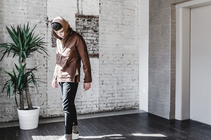 The CXX's Italian-Made White Label Goes With a Sophisticated Brown Palette for Spring/Summer