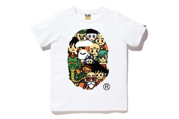 A Bathing Ape & 'Dragon Ball' Unveil Their Upcoming Collaboration