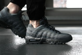 "A Closer Look at the Nike Air Max 95 Essential ""Cool Grey"""