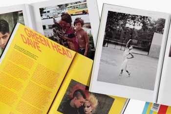 'Accent Magazine' Issue One Focuses on Street Kids From Mexico City and '80s London Punk