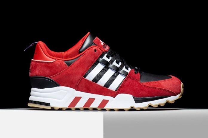 adidas's EQT Running Support Silhouette Takes a Trip to London