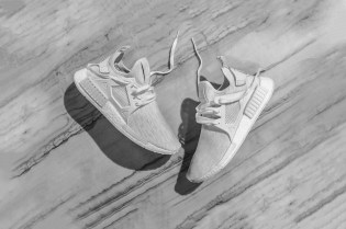"""adidas Introduces a Cage to the NMD With the XR1 """"Triple White"""""""