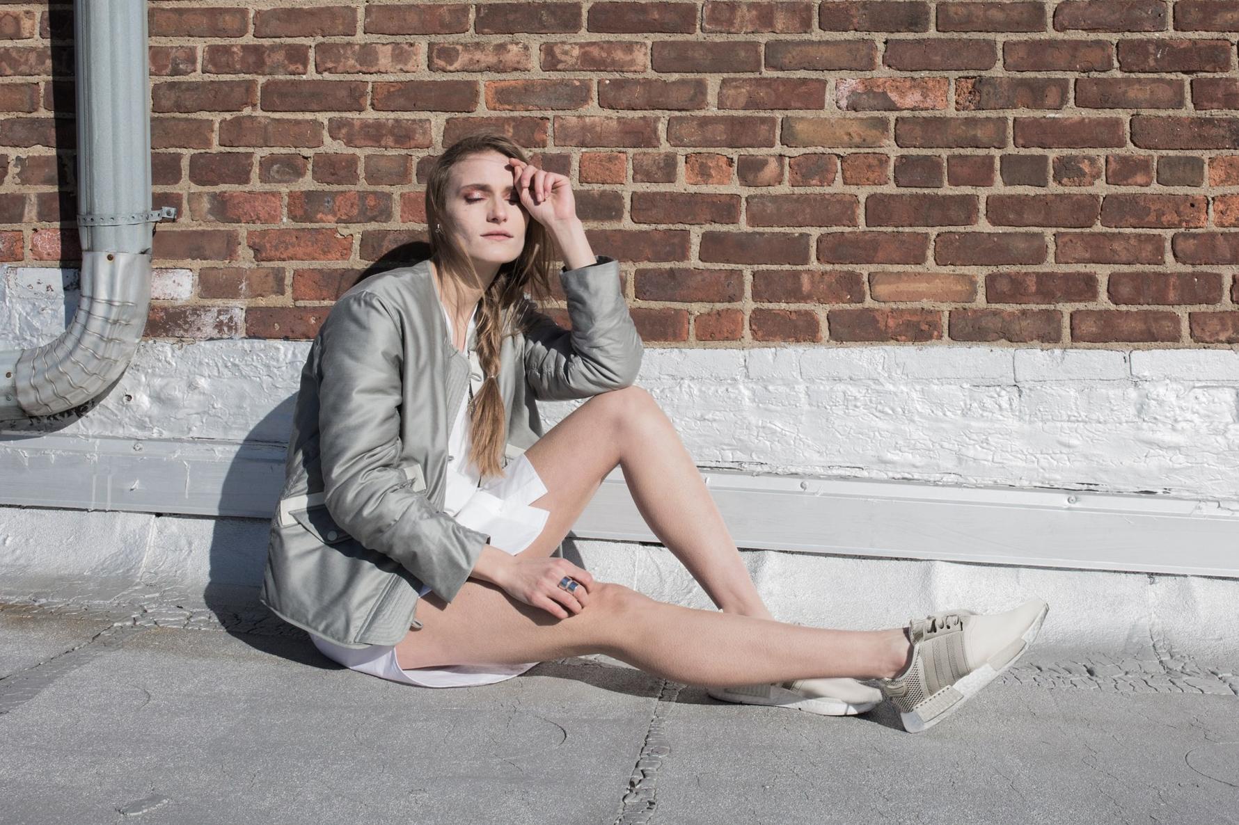 The adidas Originals' NMD & Tubular 2016 Spring/Summer Lookbooks Get 10 Unlikely Stylists