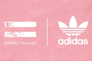 adidas Originals Teases 2016 Spring/Summer Collection With Pharrell