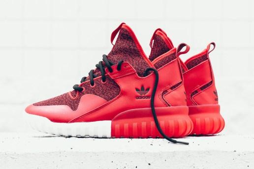 adidas Originals Tubular X Red/Black/White