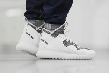 The adidas Originals Tubular X Gets the Salt and Pepper Treatment