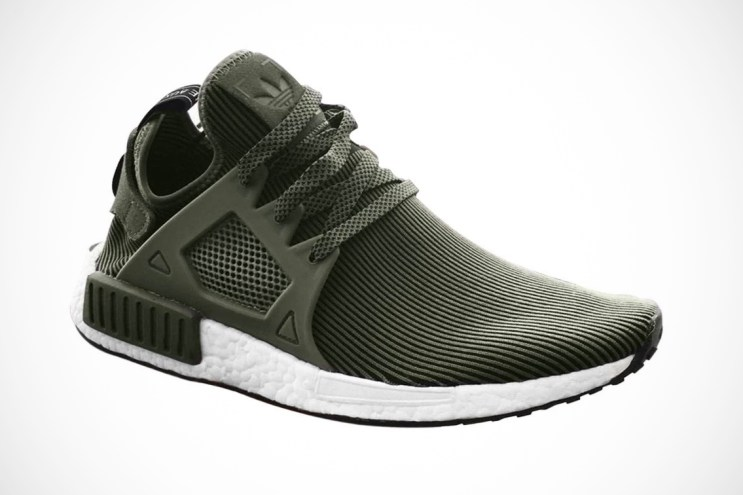 "A First Look at the adidas Originals NMD XR1 ""Olive"""