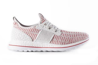 """adidas's Pureboost ZG LTD Receives a """"Crystal White"""" Makeover"""