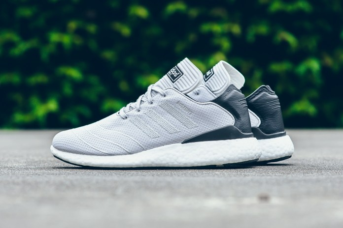 The adidas Skateboarding Busenitz Pure Boost Returns in Grey