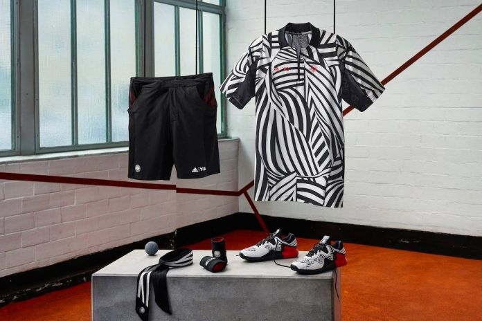 The adidas Tennis x Y-3 2016 Collection Is Designed to Dazzle Your Court Opponent