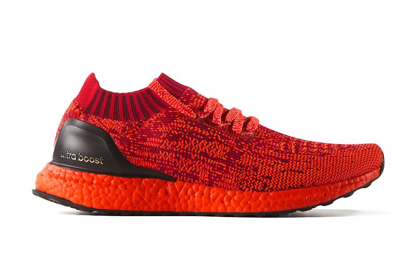 Adidas Ultra Boost Uncaged Orange