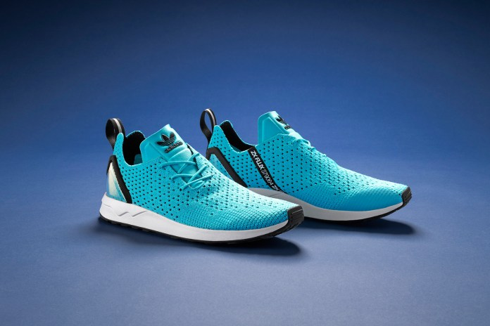 adidas Outfits the ZX Flux Racer Asym With a Primeknit Upper