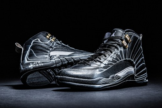 Get a Closer Look at the $15,000 USD Air Jordan 12 Doernbecher