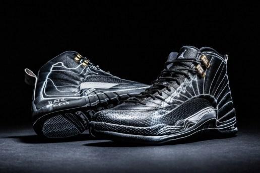 Get a Closer Look at the $15,000 USD Air Jordan 12 Doernbecher