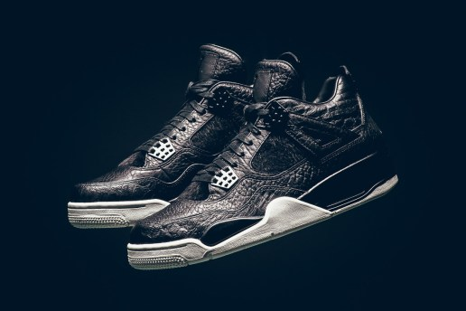 "The $400 USD Air Jordan 4 ""Pinnacle"" Is Finally Dropping This Weekend"