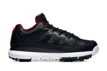 The Air Jordan 9 Goes From the Baseball Diamond to the Golf Course
