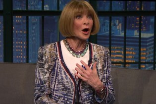 That Time Anna Wintour Cried After Getting Lost at the Yeezy Season 3 Show