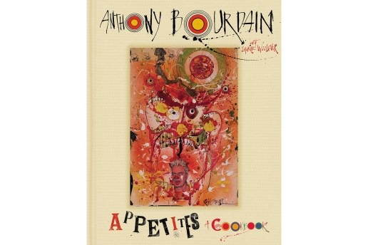 Anthony Bourdain Announces His First Cookbook in Over a Decade