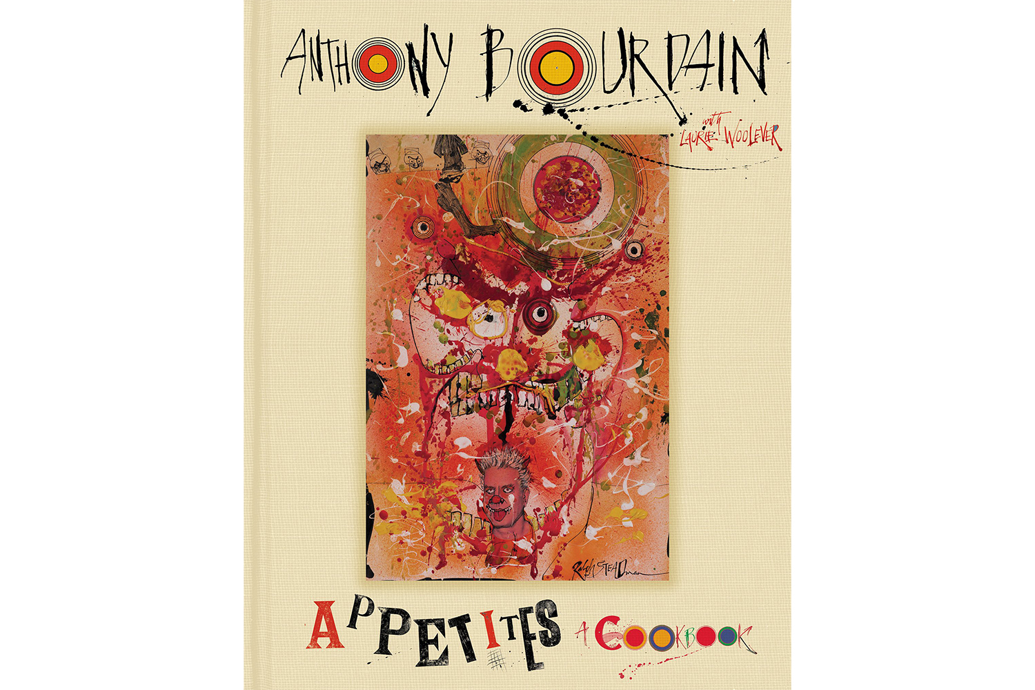 Anthony Bourdain Announces Appetites Cookbook With Cover