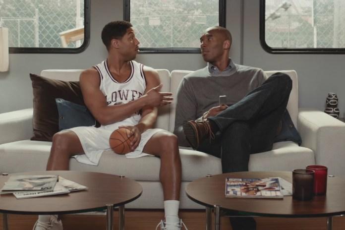 New Apple TV Ad Starring Kobe Bryant and Michael B. Jordan