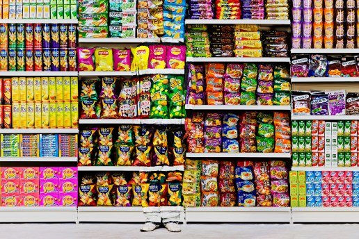United Nation's First Ever Group Art Exhibit on Global Food Safety Featuring Liu Bolin