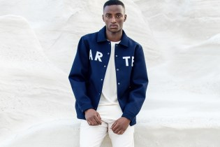 Arte Antwerp Plunges Into a Sea of Tranquility for 2016 Spring/Summer