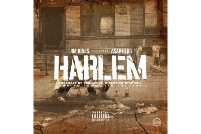 """A$AP Ferg & Jim Jones Join Forces for """"Harlem"""""""