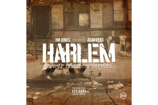 "A$AP Ferg & Jim Jones Join Forces for ""Harlem"""