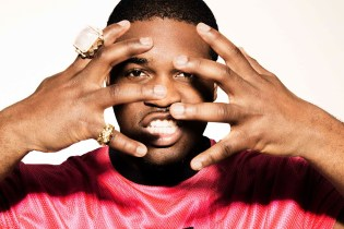 "A$AP Ferg Is Joined by Skrillex and Crystal Caines for ""Hungry Ham"" Track"