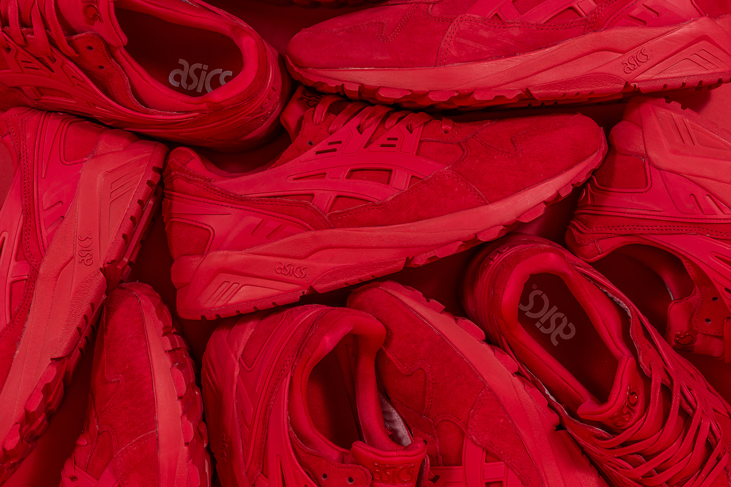 """Packer Shoes Is Dropping an Exclusive """"Triple Red"""" ASICS GEL-Kayano Trainer"""