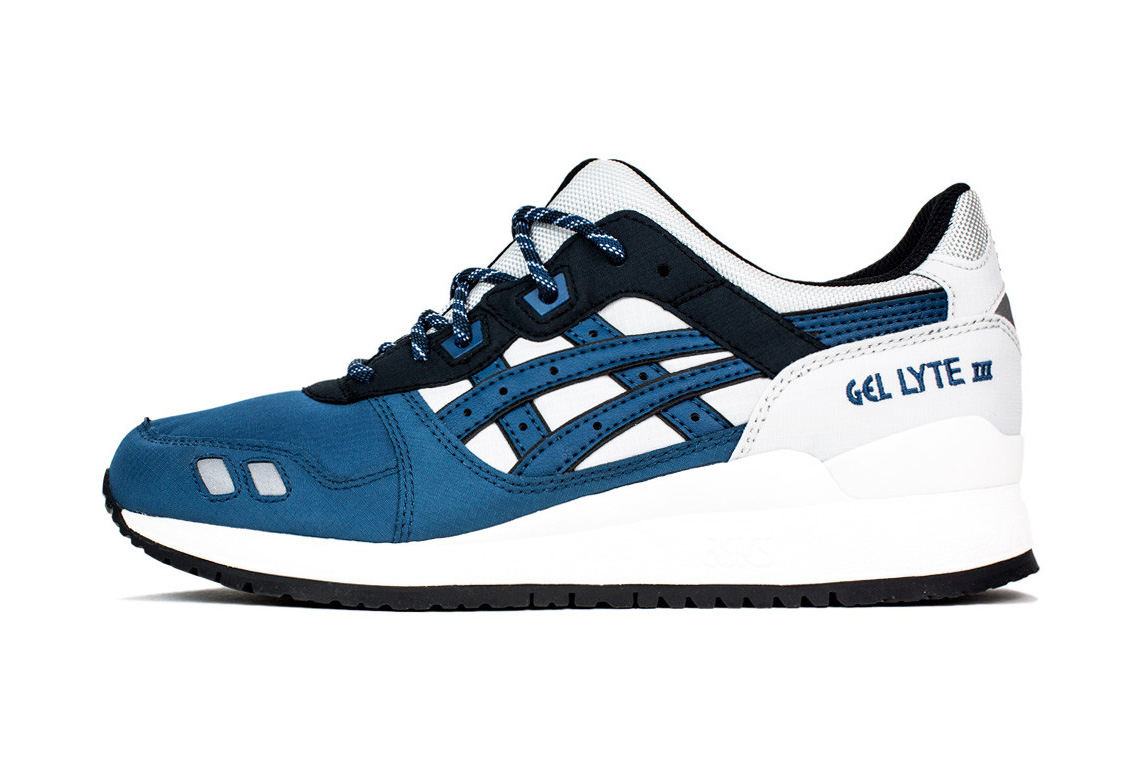 """The ASICS GEL-Lyte III Arrives in a Crisp """"Dragon Fly"""" Colorway"""
