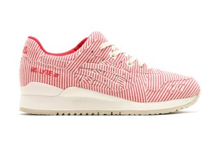ASICS Is Ushering in Summer With a Seersucker Two-Pack