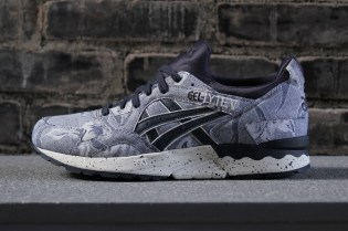 "ASICS Drops the ""Japanese Textile"" Pack"