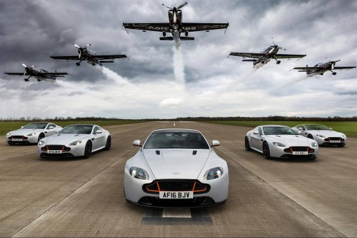 Aston Martin Unleashes a Limited Edition V8 Vantage S