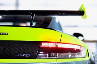 The Aston Martin Vantage Is Ready for the Track With the GT8