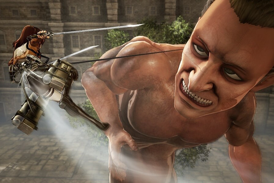 'Attack on Titan' Is Coming to Consoles & PCs in America This August