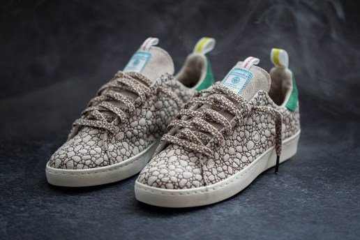 "BAIT x adidas Skateboarding Stan Smith Vulc ""420"""