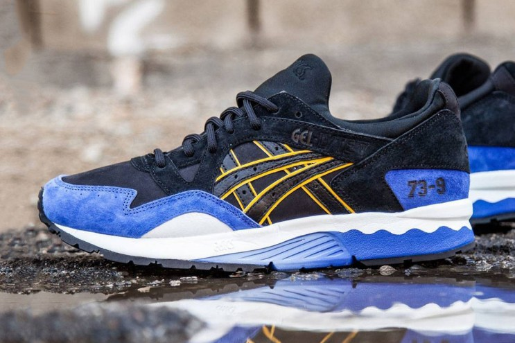 """BAIT & ASICS Collaborate on a Special Celebratory """"73-9"""" Silhouette"""