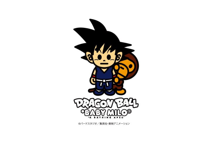 A Bathing Ape x Dragon Ball Collaboration Is in the Works